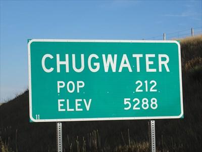 chugwater pop